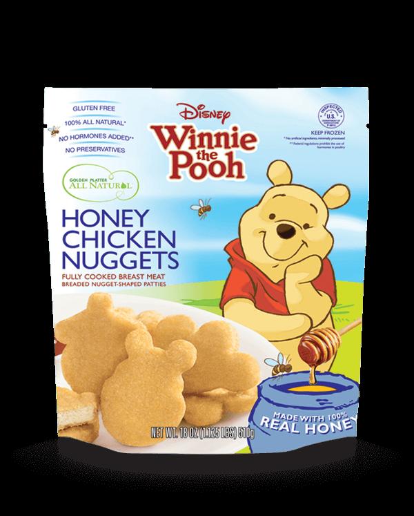 "Disney<span class=""reg"">®</span> Winnie the Pooh Inspired Nuggets!"